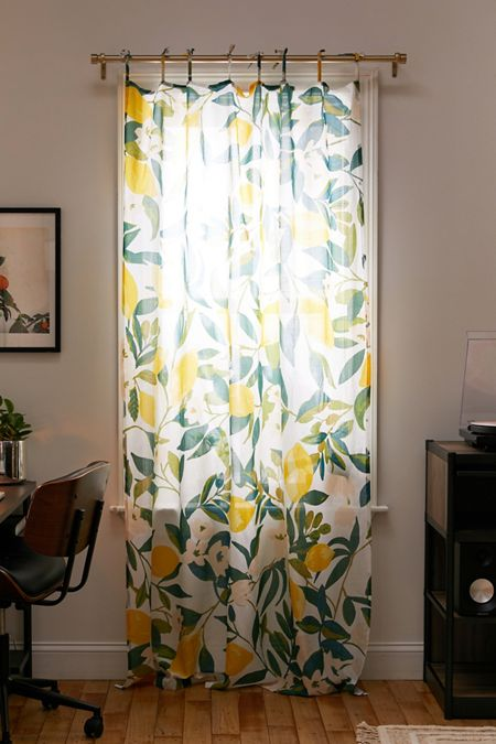a97d8c6393e6 Window Curtains + Window Panels | Urban Outfitters