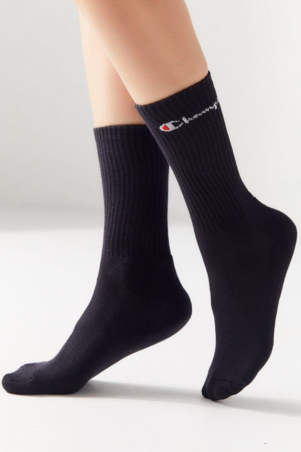 f98994c317668 Champion Core Essential Crew Sock 3-Pack | Urban Outfitters