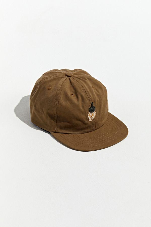 c73e9e321 Katin Skull Cactus Baseball Hat | Urban Outfitters