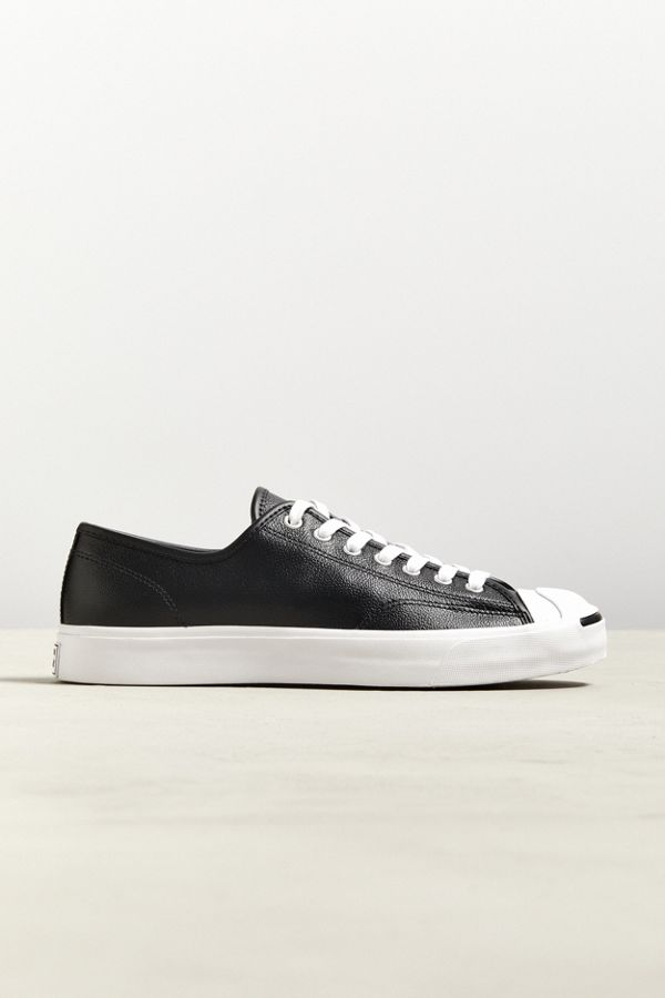 0dab6671f8cf9a Slide View  1  Converse Jack Purcell Leather Low Top Sneaker