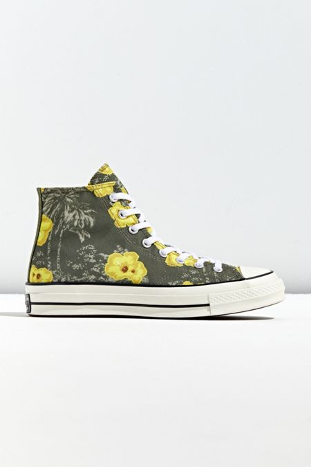 outlet store 9d3f5 5ab6e Converse Chuck 70 Paradise High Top Sneaker