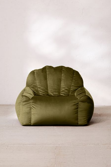 Groovy Green Floor Pillows Cushions Urban Outfitters Pdpeps Interior Chair Design Pdpepsorg