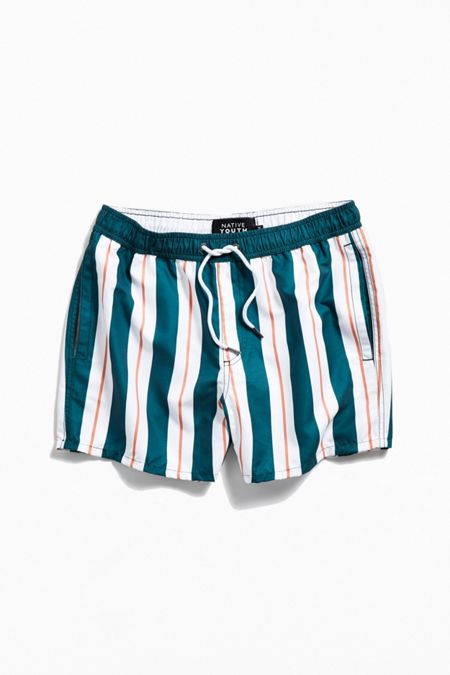 b5f388f3a5 Native Youth Lafferty Swim Short