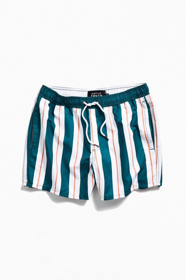 9fa0366bb9 Native Youth Lafferty Swim Short | Urban Outfitters