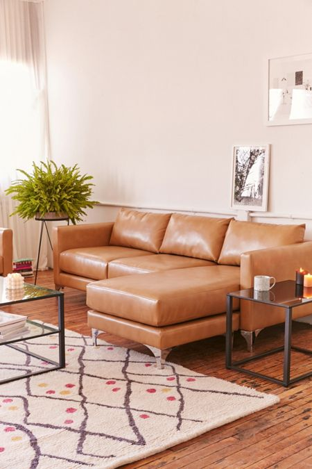 Sectionals - Sofas + Couches: Loveseats, Settees, + More ...