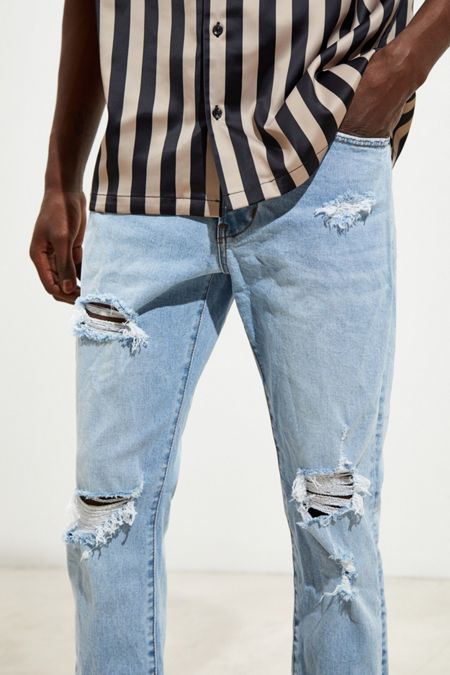 4874a5de Men's Jeans: Distressed, Dark Wash + More | Urban Outfitters