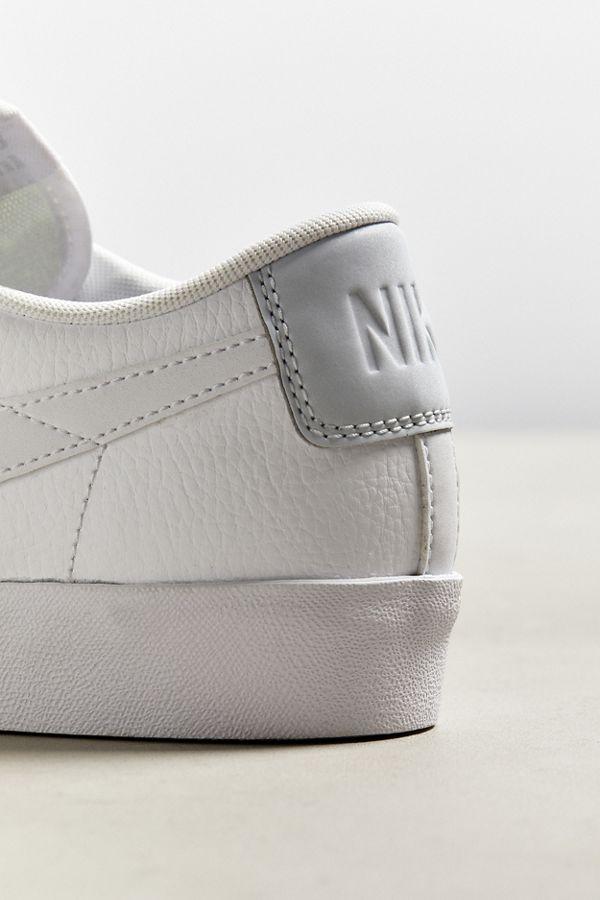 premium selection d2fdb 7c3a6 Nike Blazer Low Leather Sneaker
