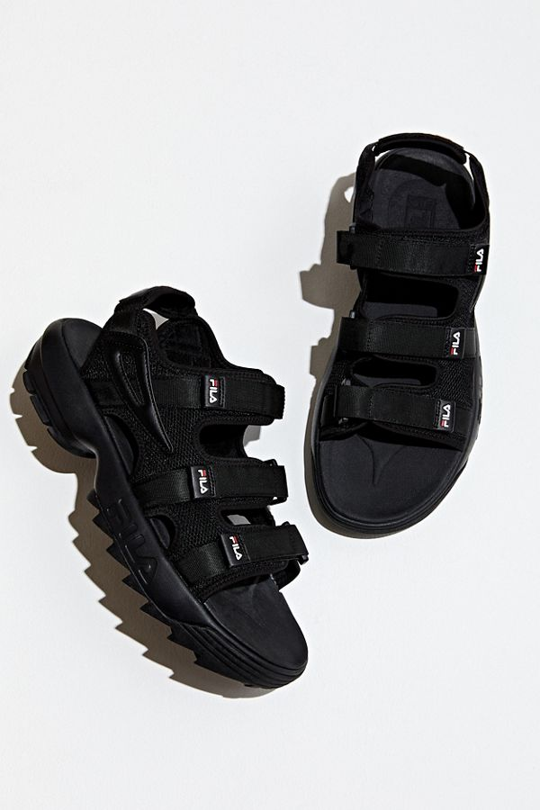 FILA UO Exclusive Disruptor Sandal