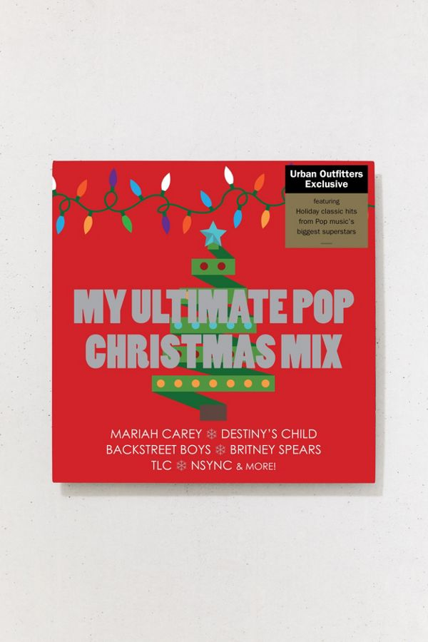 Christmas Music Mixes.Various Artists My Ultimate Pop Christmas Mix Limited Lp