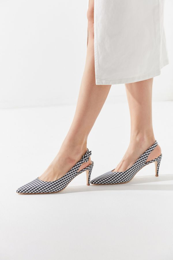 888cc097e Lucy Slingback Kitten Heel | Urban Outfitters