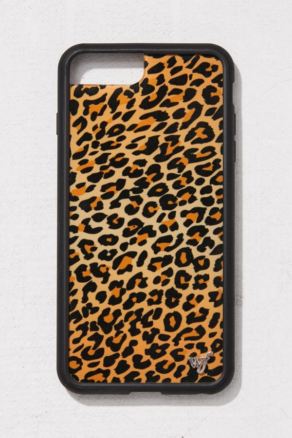 huge selection of 66be7 ea563 Wildflower Leopard iPhone Case