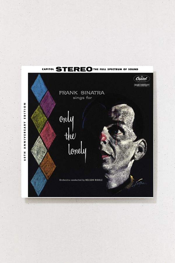 1b136245 Frank Sinatra - Sings For Only The Lonely 2XLP   Urban Outfitters