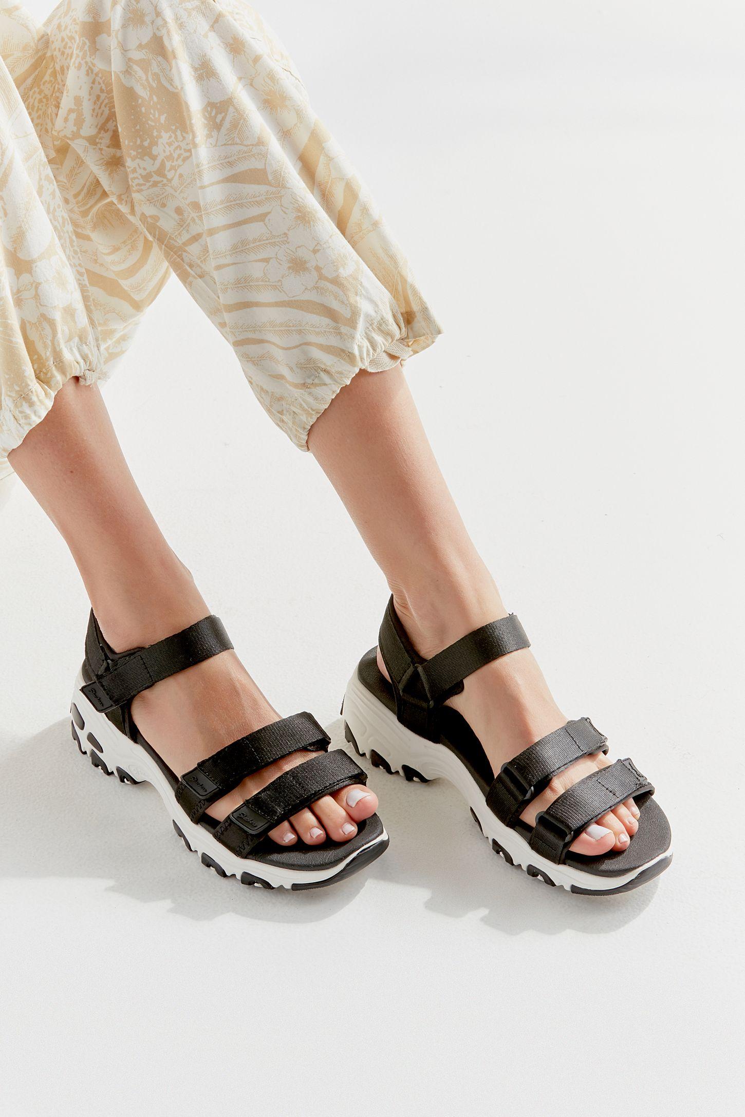 Skechers D'Lites Fresh Catch Sandal | Accessorize in 2019