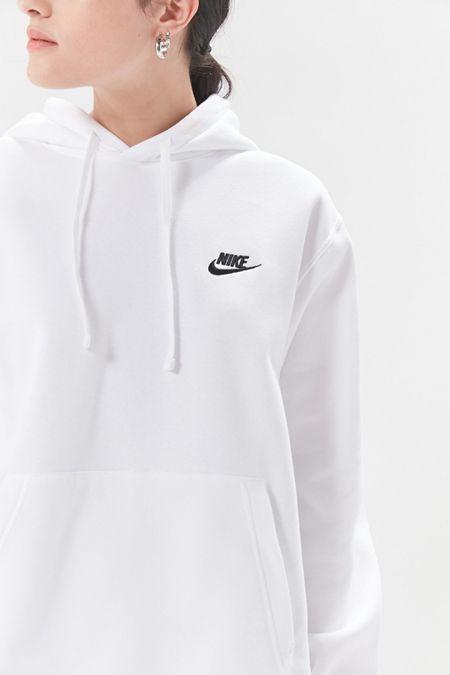 nike double swoosh - uomo hoodies