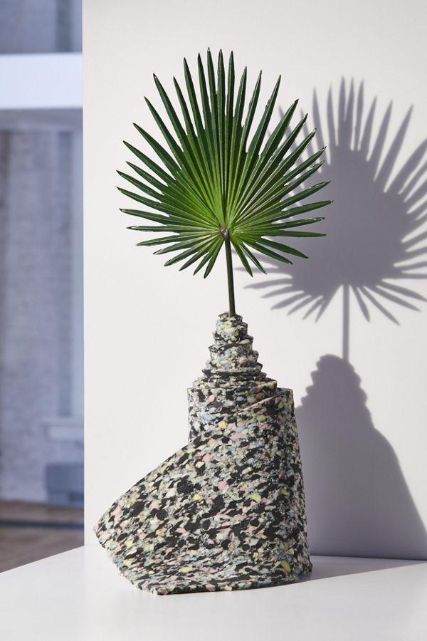 Slide View: 1: Palm Spray Faux Plant
