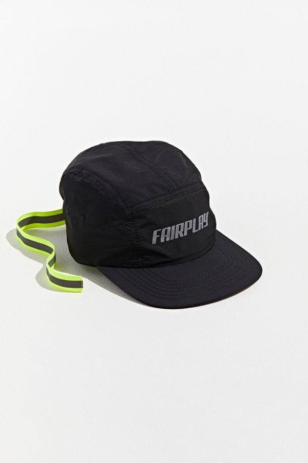 9b914627c39 Slide View  1  FairPlay Campaa Reflective 5-Panel Hat