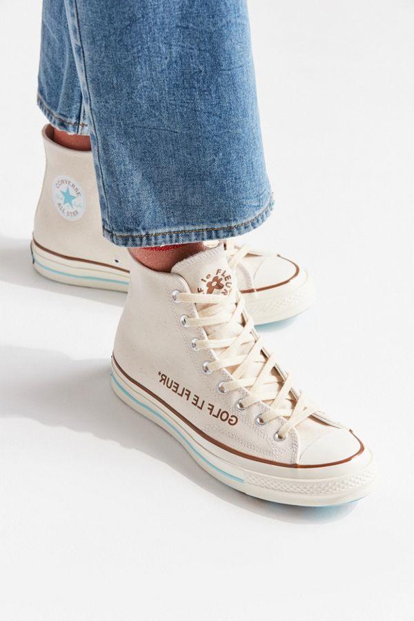 Converse X Golf Le Fleur Chuck 70 High Top Sneaker
