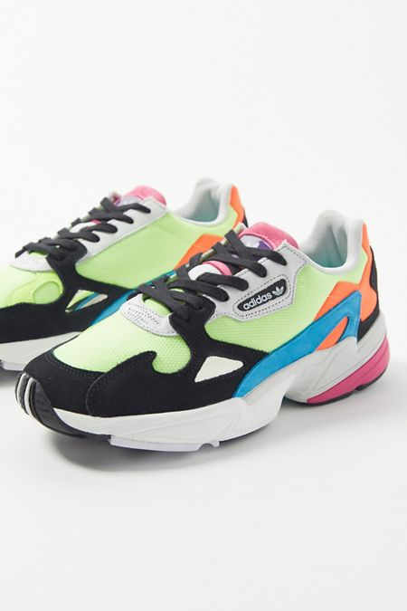 huge discount 44cab 25170 adidas Originals Falcon Neon Sneaker