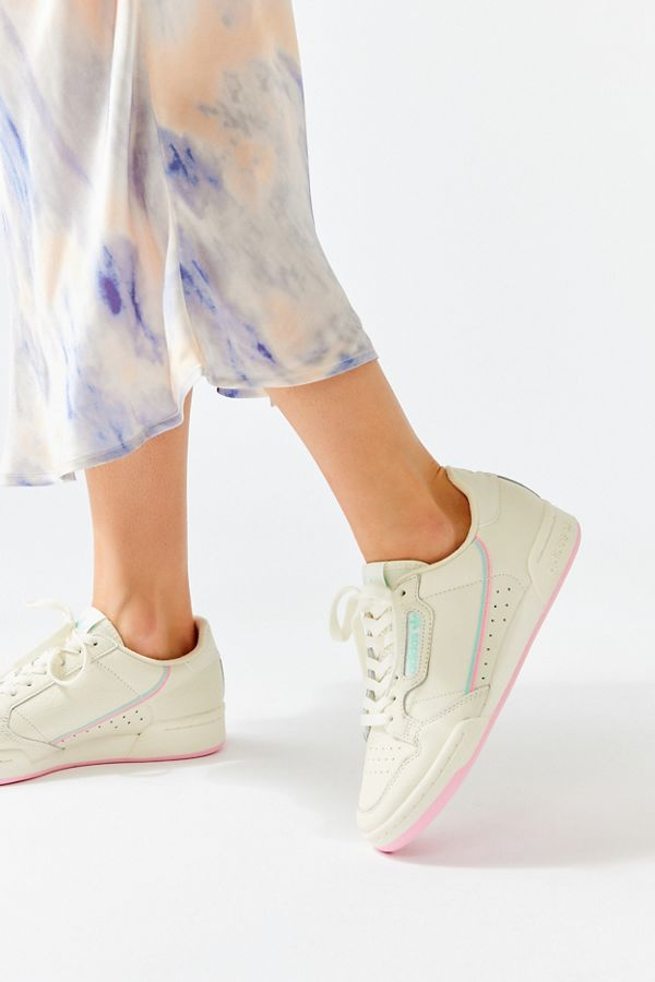 0c90519f5b4 adidas Originals Continental 80 Pastel Sneaker | Urban Outfitters