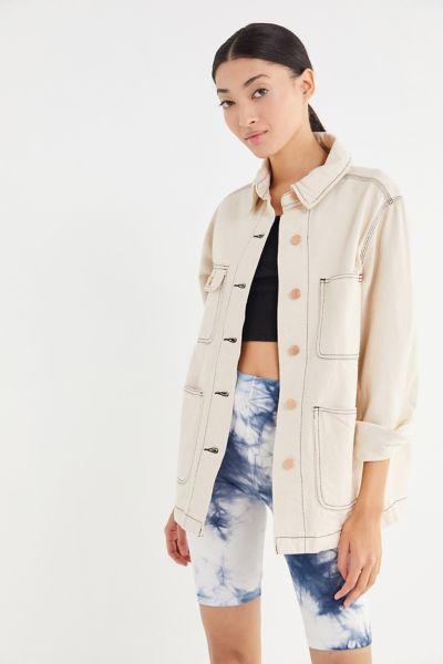 BDG Sierra Denim Chore Jacket