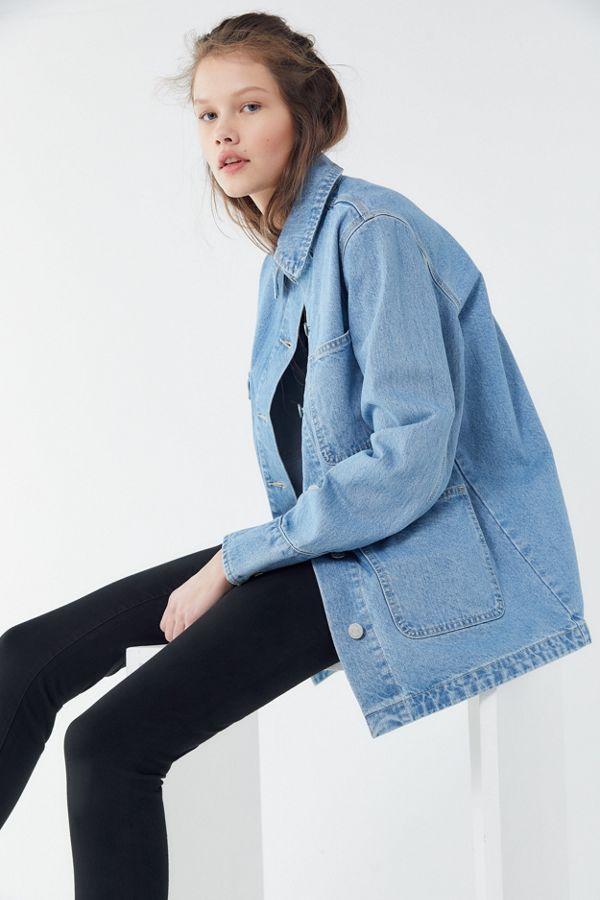 21ed9a46b BDG Sierra Denim Chore Jacket