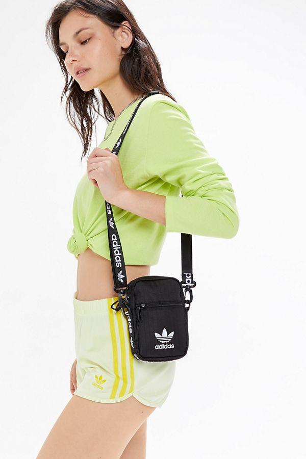 3d566eb4e1 adidas Originals Logo Strap Crossbody Bag
