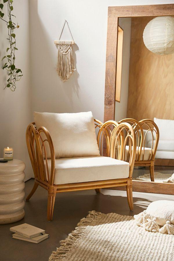 Stupendous Melody Rattan Chair Machost Co Dining Chair Design Ideas Machostcouk