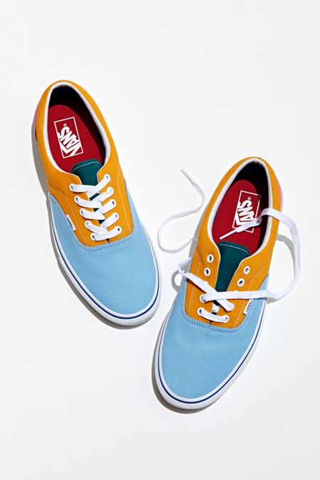34507c63d412 Vans Era Multi Colorblock Sneaker