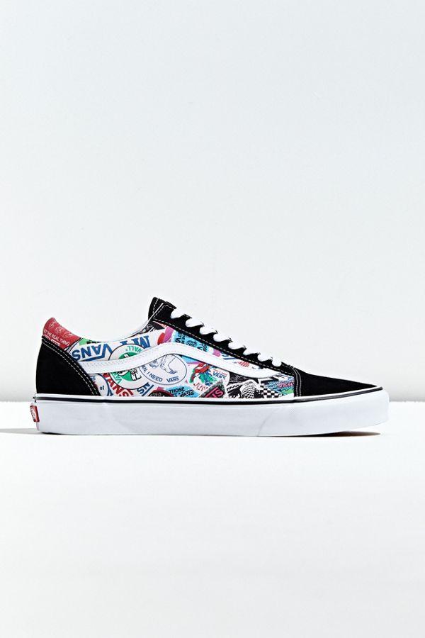 5feae0f91d Vans Old Skool Mash Up Sneaker