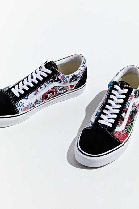 Vans Old Skool Mash Up Sneaker