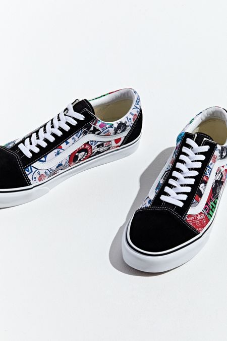 Vans Old Skool Mash Up Sneaker