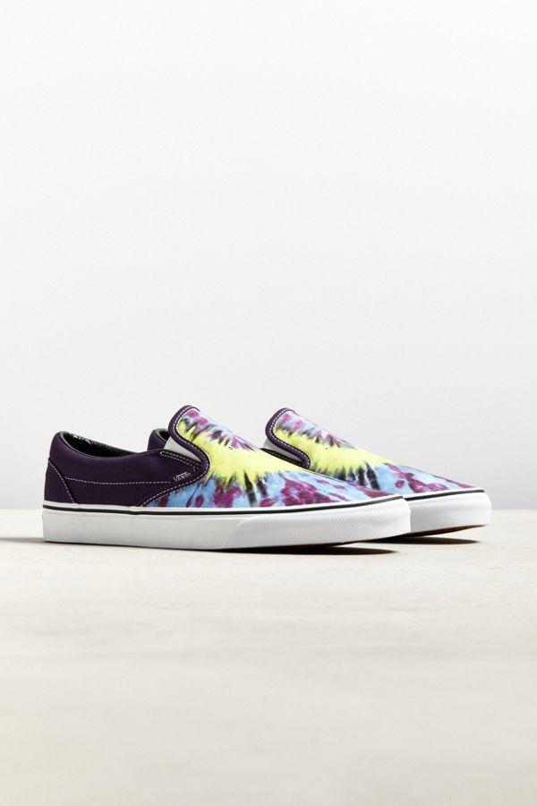 2e4d284afcc5 Slide View  1  Vans Tie-Dye Slip-On Sneaker