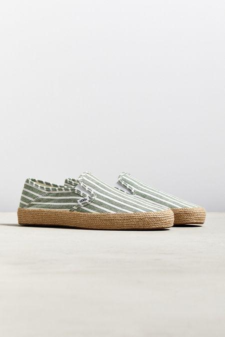3b009de3137284 Vans Espadrille Slip-On Sneaker