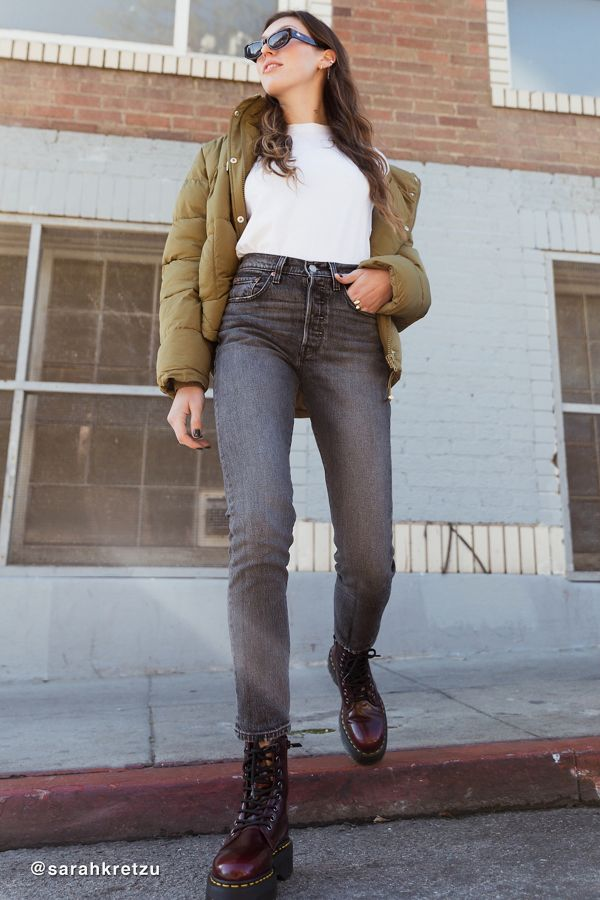 19d23edeeb0 Levi's 501 Skinny Jean – Coal Black | Urban Outfitters