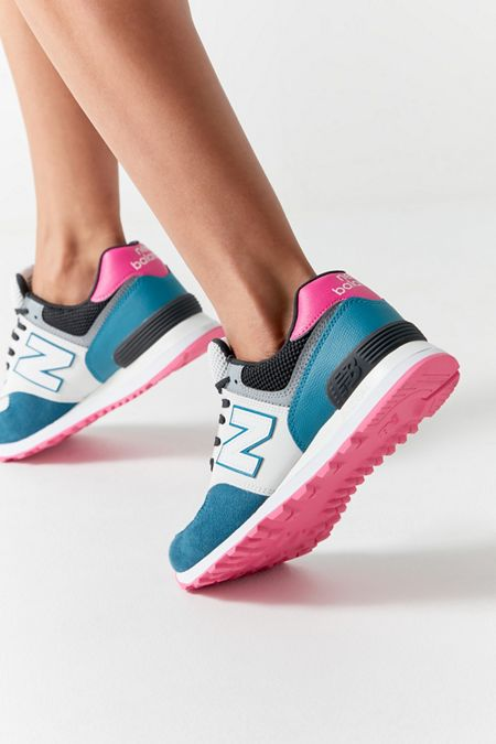 8122bbe03be New Balance 574 Pebbled Sneaker