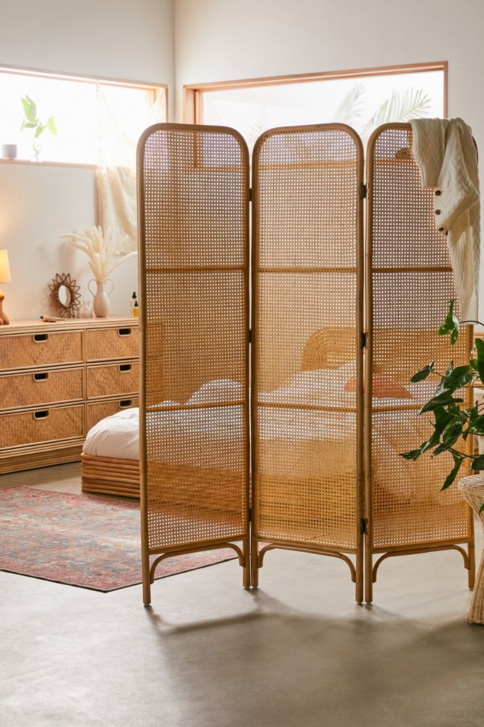Ria Room Divider Screen Urban Outfitters