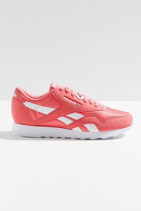 976e7f95f083c Reebok Classic Nylon Sneaker