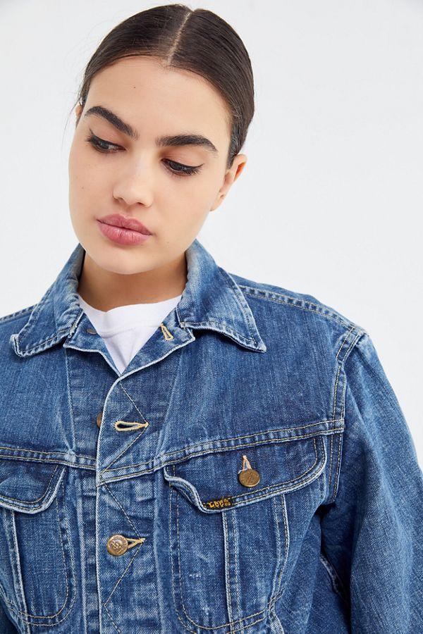 19928c78 Vintage Lee Denim Jacket | Urban Outfitters