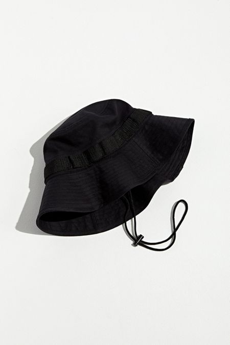 bf7d89747e7 Boonie Drawstring Bucket Hat
