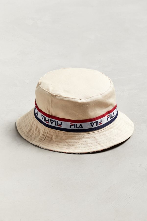 7b4c56088996 Slide View  1  FILA Reversible Bucket Hat