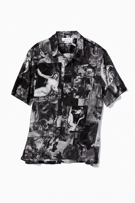 dc2aa5ae654b Men's Shirts | Flannel + Button Downs | Urban Outfitters