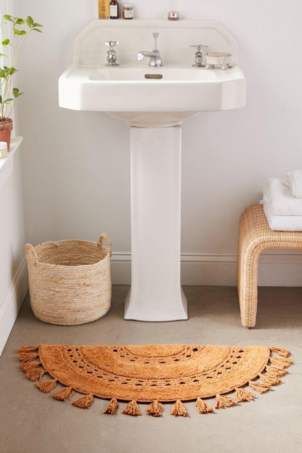 Slide View: 1: Crochet Sun Bath Mat