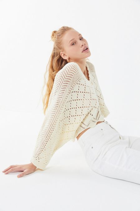 ca4a10075 Cropped Sweaters + Cardigans For Women