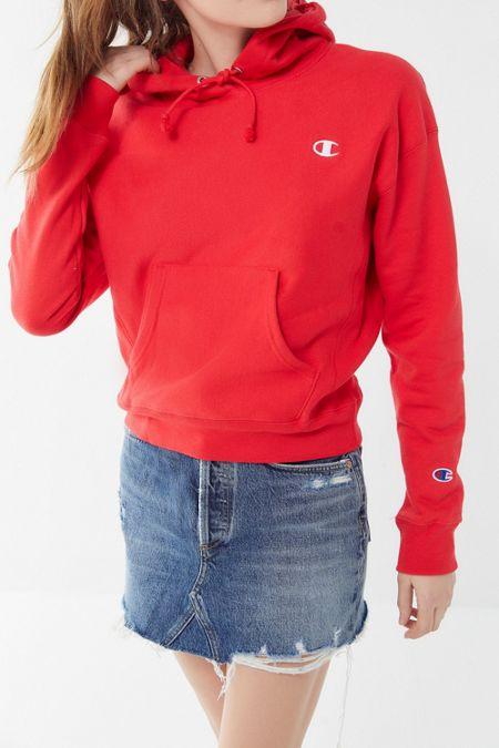 80b708d1f9f Champion UO Exclusive Hoodie Sweatshirt