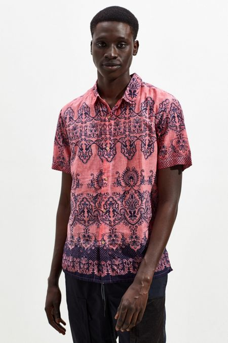 8aba6ecb Pink - Men's Tops   T Shirts, Hoodies + More   Urban Outfitters
