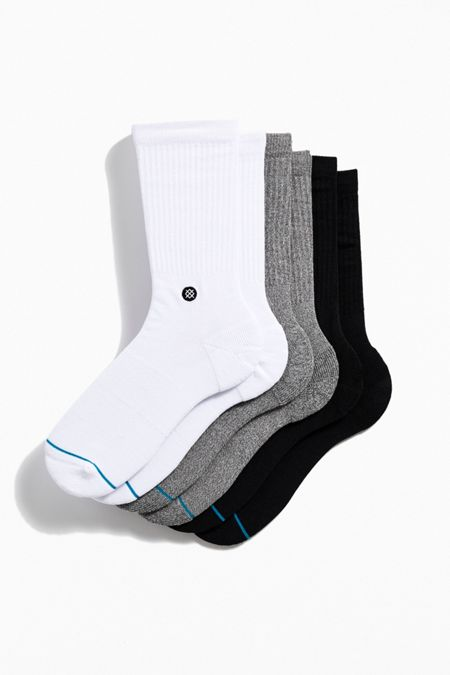 fd373e4b54c Stance Icon Sock 3-Pack