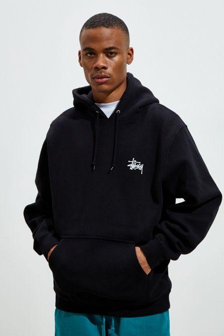 3f1ec7e1 Stussy Basic Logo Hoodie Sweatshirt
