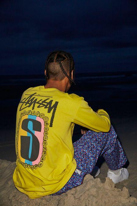 cdb9ba031 Men's Stussy Shirts, Hoodies, + Jackets | Urban Outfitters