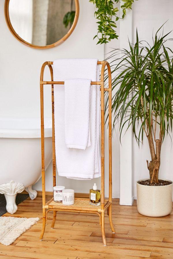 Slide View: 1: Rosella Towel Rack