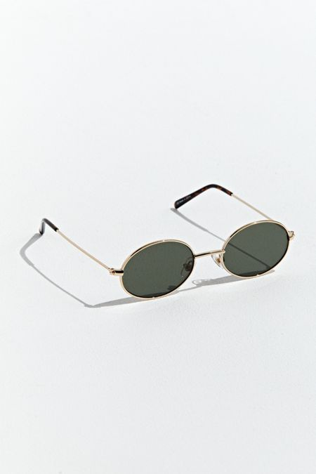 d518950a72aad Wire Oval Sunglasses